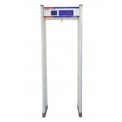 Portique détecteur de métaux
