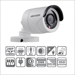 CAMERA THD TUBE 2MP HIKVISION DS-2CE16D0T-IR