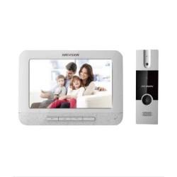 KIT VIDEOPHONE ANALOGIQUE DS-K1S204