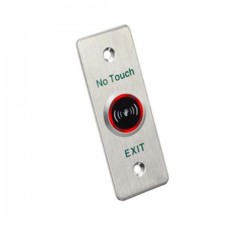 BOUTON EXIT NO TOUCH DS-K7P04