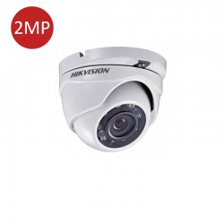 CAMERA THD DOME 2MP IR 20m  DS-2CE56D0T-IRM