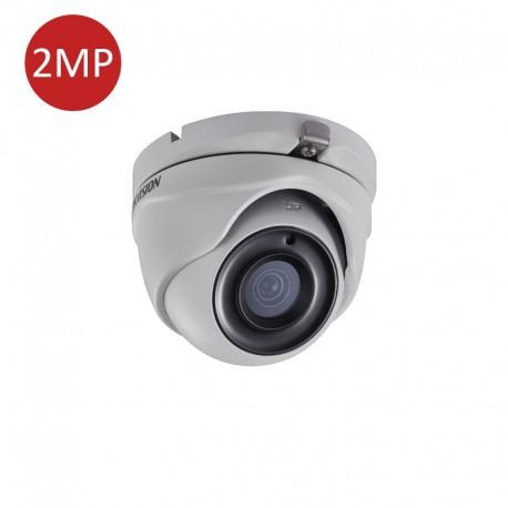 2 MP PoC Fixed Turret Camera