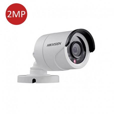 2 MP PoC Fixed Mini Bullet Camera