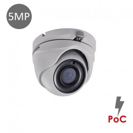 5 MP PoC Fixed Turret Camera