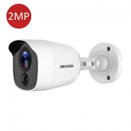 2 MP PIR Fixed Mini Bullet Camera