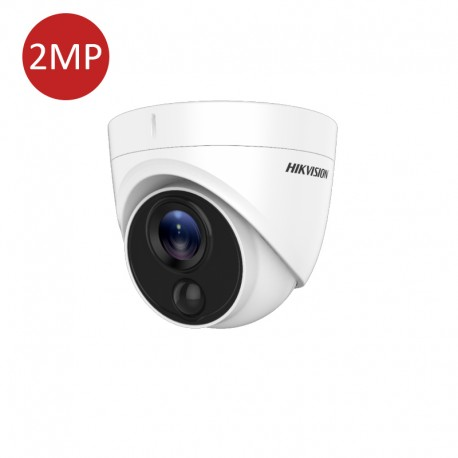 2 MP PIR Fixed Turret Camera