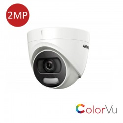 CAMERA THD 2MP IR 20m COLORVU DS-2CE72DFT-F