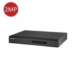 8-ch 1080p Lite 1U H.264 DVR