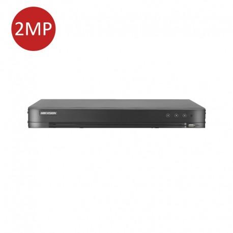 16-ch 1080p Lite 1U H.265 DVR