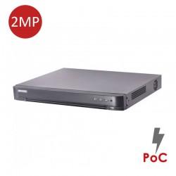 XVR 8-CH 2MP 10TB POC DS-7208HQHI-K2/P