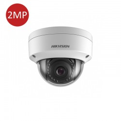 2 MP Fixed Dome Network Camera
