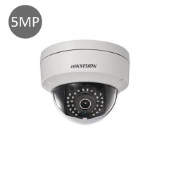 5 MP Fixed Dome Network Camera