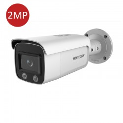 2 MP ColorVu Fixed Bullet Network Camera